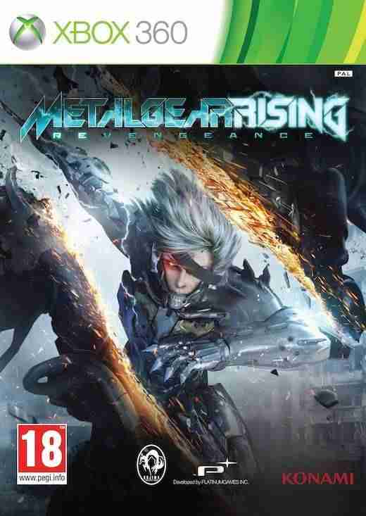 Descargar Metal Gear Revengeance [MULTI5][Region Free][DEMO][P2P] por Torrent